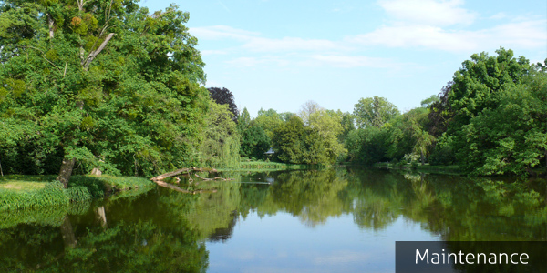 Stillwater Lake Management Aquatic Services Pond