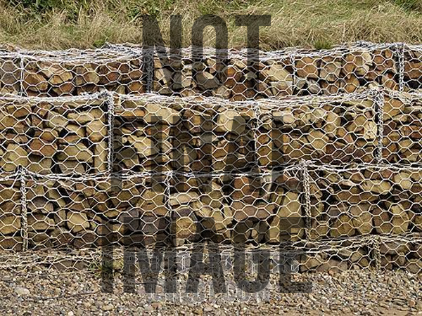 Rock Gabions Amp Mesh Cages Pond Weed And Lake Maintenance